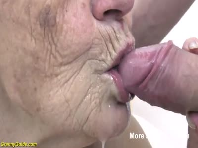 90 Years Old Granny Fucked Rough->