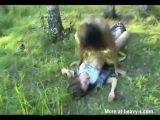 Girl Raped In The Forest-> [20:38x378p]->