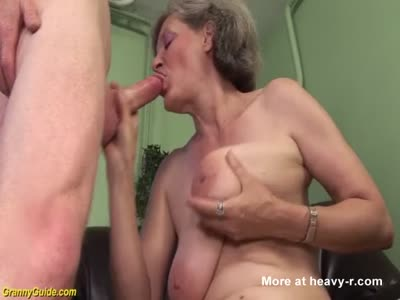 Cum For Saggy Tits Mother