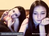 Two Teens Masturbating Together - Heavy-R.com->->